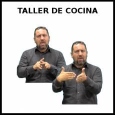 TALLER DE COCINA - Signo