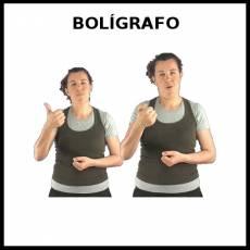 BOLÍGRAFO - Signo