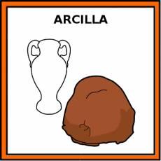 ARCILLA - Pictograma (color)