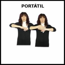 PORTÁTIL - Signo