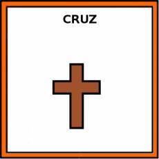 CRUZ - Pictograma (color)