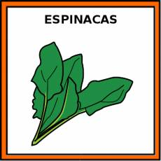 ESPINACAS - Pictograma (color)