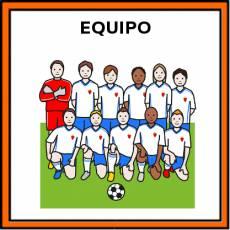 EQUIPO - Pictograma (color)