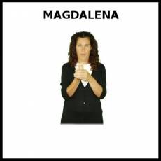 MAGDALENA - Signo
