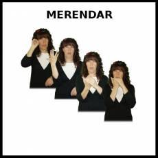 MERENDAR - Signo