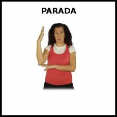PARADA - Signo