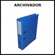 ARCHIVADOR - Foto