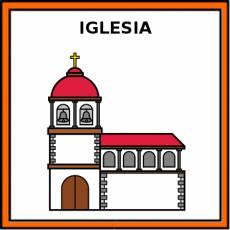 IGLESIA - Pictograma (color)
