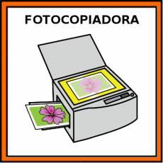 FOTOCOPIADORA - Pictograma (color)
