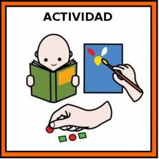 ACTIVIDAD - Pictograma (color)