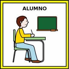ALUMNO - Pictograma (color)