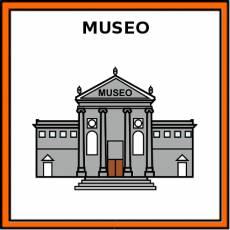 MUSEO - Pictograma (color)