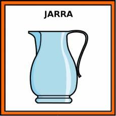 JARRA - Pictograma (color)