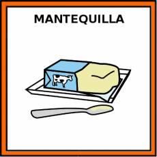 MANTEQUILLA - Pictograma (color)