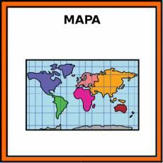 MAPA - Pictograma (color)