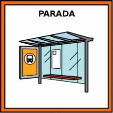 PARADA - Pictograma (color)