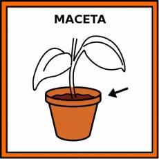 MACETA - Pictograma (color)