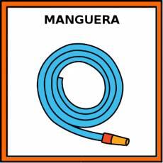 MANGUERA - Pictograma (color)