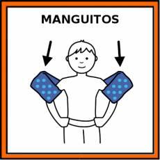 MANGUITOS - Pictograma (color)