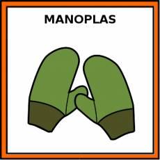 MANOPLAS - Pictograma (color)