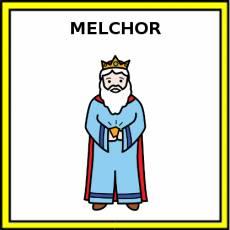 MELCHOR - Pictograma (color)