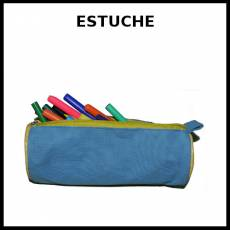ESTUCHE (LAPICES) - Foto