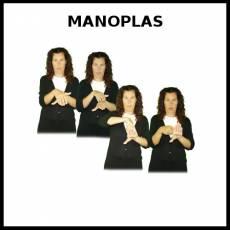 MANOPLAS - Signo