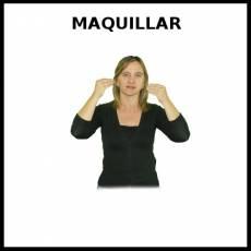 MAQUILLAR - Signo