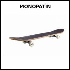 MONOPATÍN - Foto