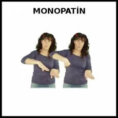 MONOPATÍN - Signo