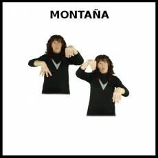 MONTAÑA - Signo