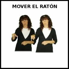 MOVER EL RATÓN - Signo