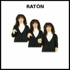 RATÓN (ORDENADOR) - Signo