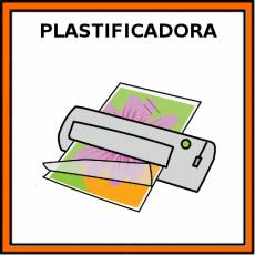PLASTIFICADORA - Pictograma (color)
