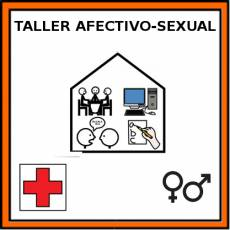 TALLER AFECTIVO SEXUAL - Pictograma (color)