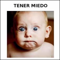 TENER MIEDO - Foto
