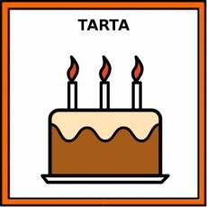 TARTA - Pictograma (color)