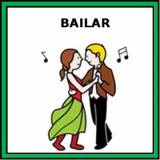 BAILAR - Pictograma (color)