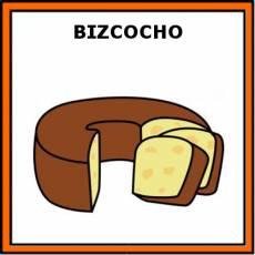 BIZCOCHO - Pictograma (color)