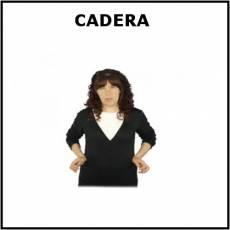 CADERA - Signo
