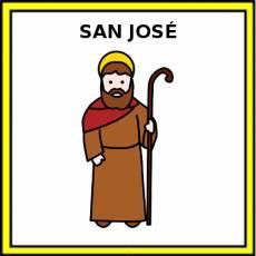SAN JOSÉ - Pictograma (color)