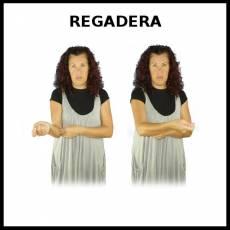 REGADERA - Signo