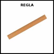 REGLA (MEDIDA) - Foto