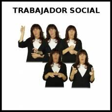 TRABAJADOR SOCIAL - Signo