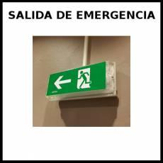 SALIDA DE EMERGENCIA - Foto