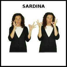 SARDINA (ANIMAL) - Signo