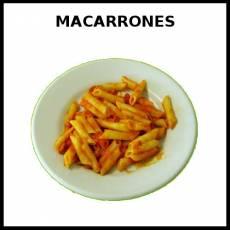 MACARRONES - Foto