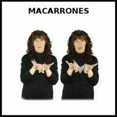 MACARRONES - Signo