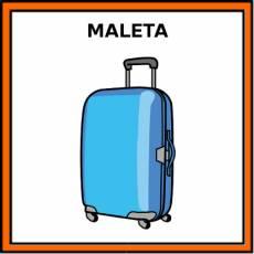 MALETA - Pictograma (color)