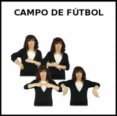 CAMPO DE FÚTBOL - Signo